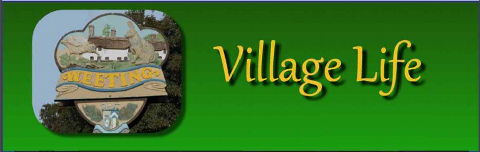 Village Life magazine banner